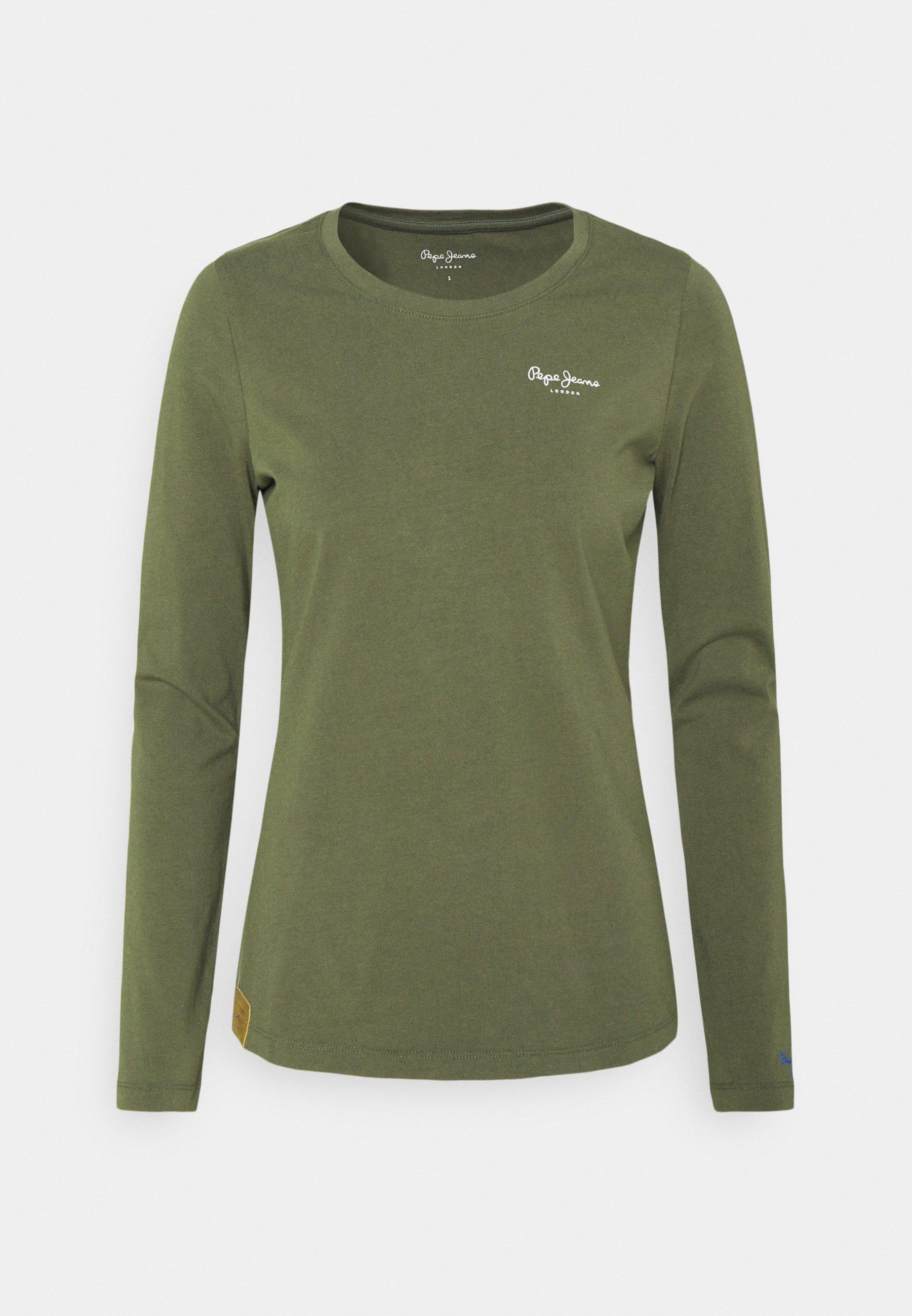 Women AMBERTA - Long sleeved top