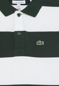 Lacoste - Polo shirt - sinople/flour - 2