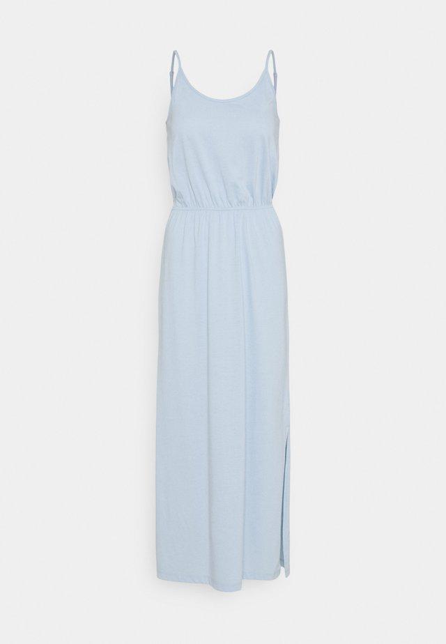 VIDREAMERS SINGLET DRESS - Maxikjole - cashmere blue