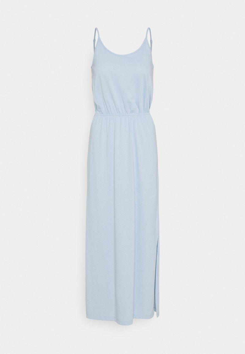 VILA PETITE - VIDREAMERS SINGLET DRESS - Maxi dress - cashmere blue