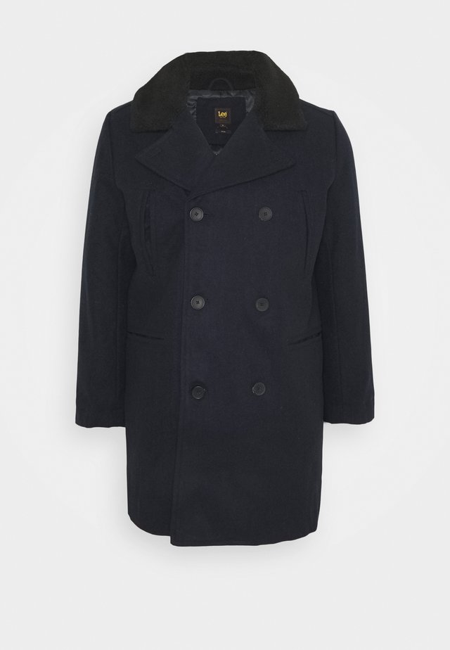 PEACOAT - Zimní kabát - sky captain