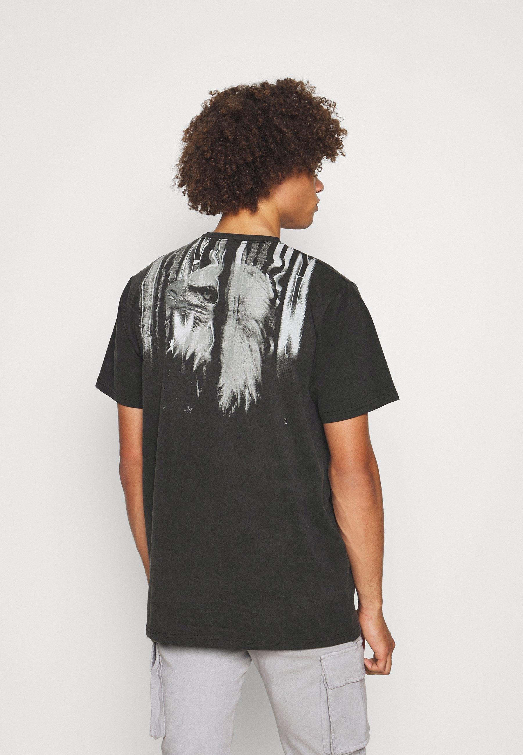 Men BRIGHT - Print T-shirt