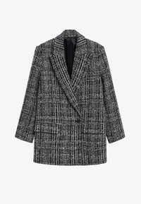 ANNA - Short coat - grau