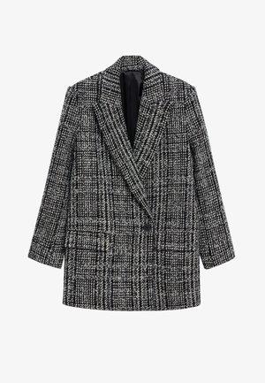 ANNA - Krátký kabát - grau