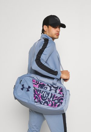 UNDENIABLE UNISEX - Borsa per lo sport - washed blue