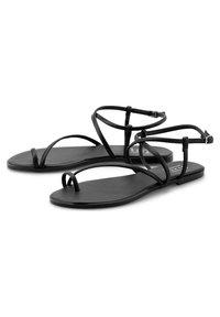 Another A - Sandals - schwarz - 2