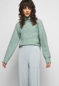By Malene Birger - MIELA - Trousers - silver - 4
