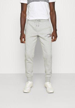 Spodnie treningowe - light grey heather