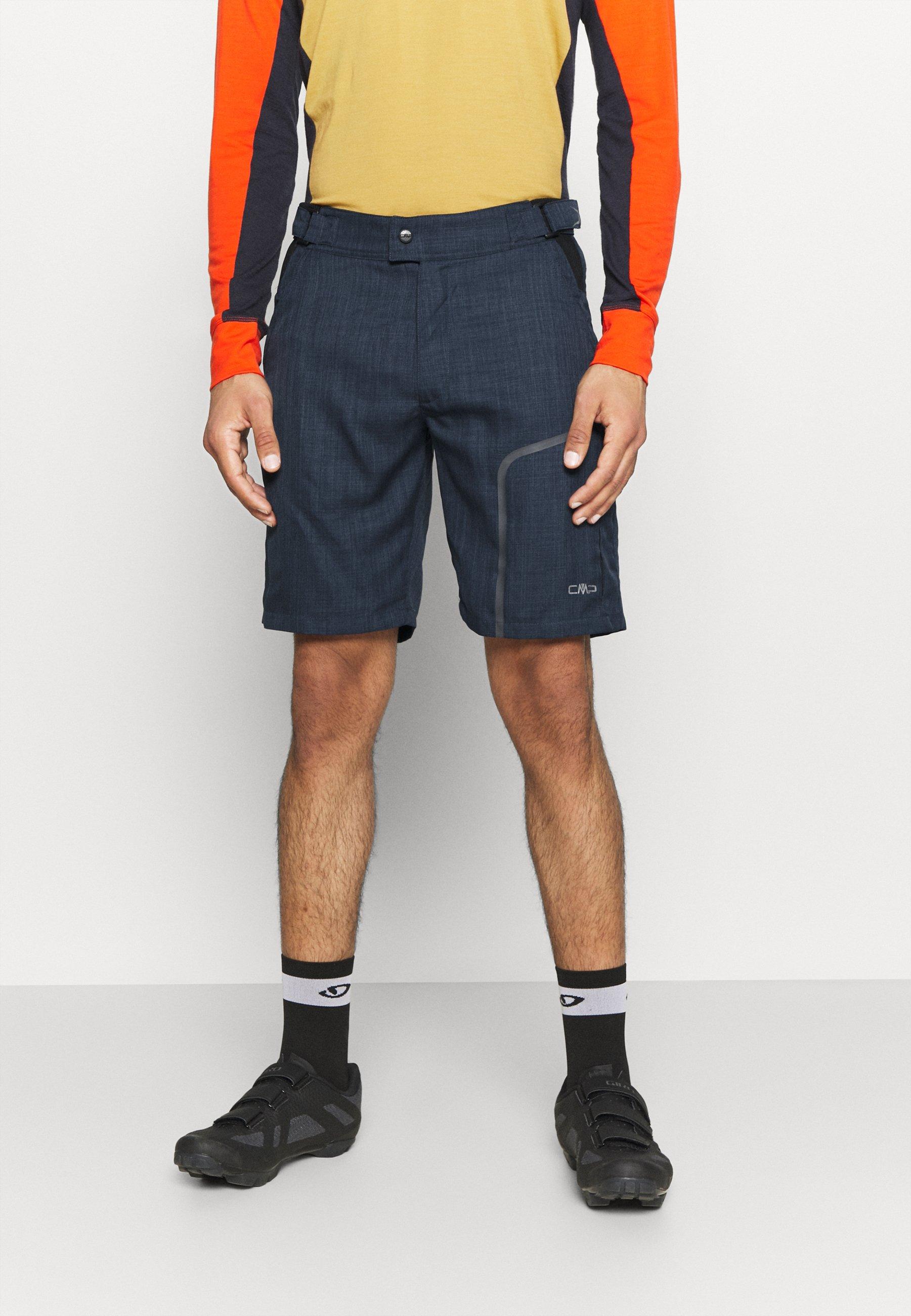 Men MAN FREE BIKE BERMUDA - Sports shorts