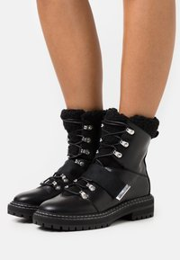 Even&Odd - Winter boots - black - 0