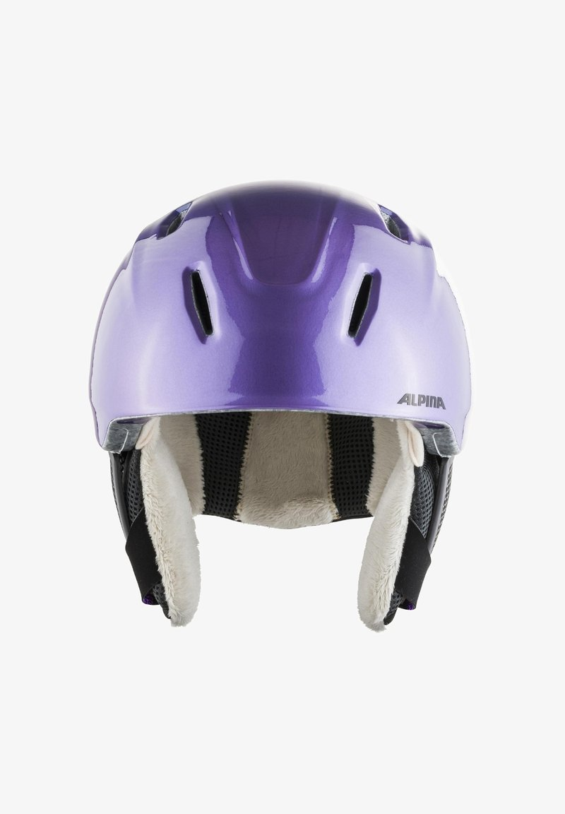 Alpina - CARAT LX - Helm - purple