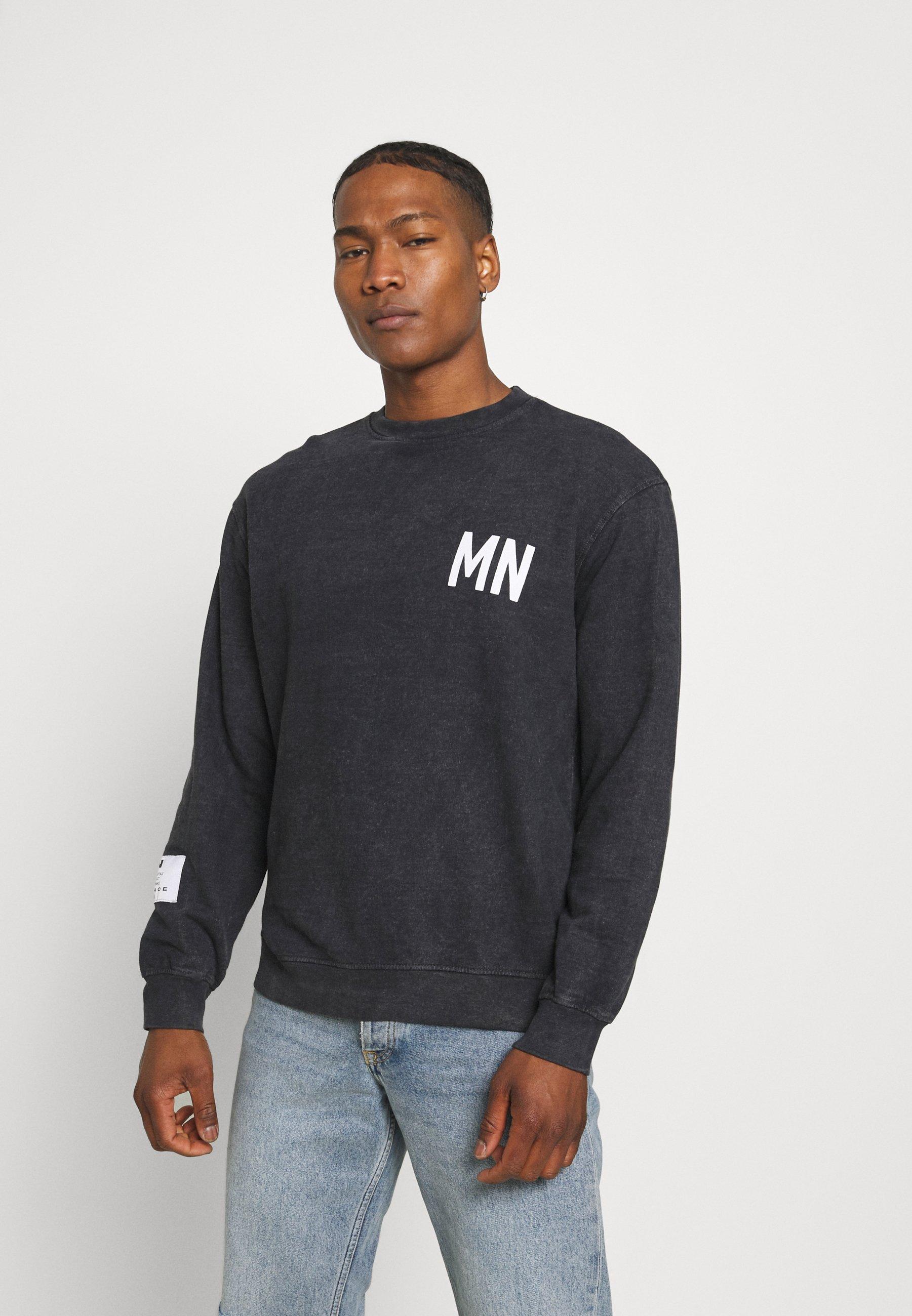 Men COURTSIDE WASHED REGULAR - Sweatshirt