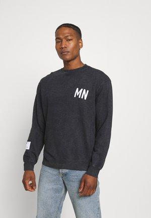 COURTSIDE WASHED REGULAR - Sweatshirt - dark grey