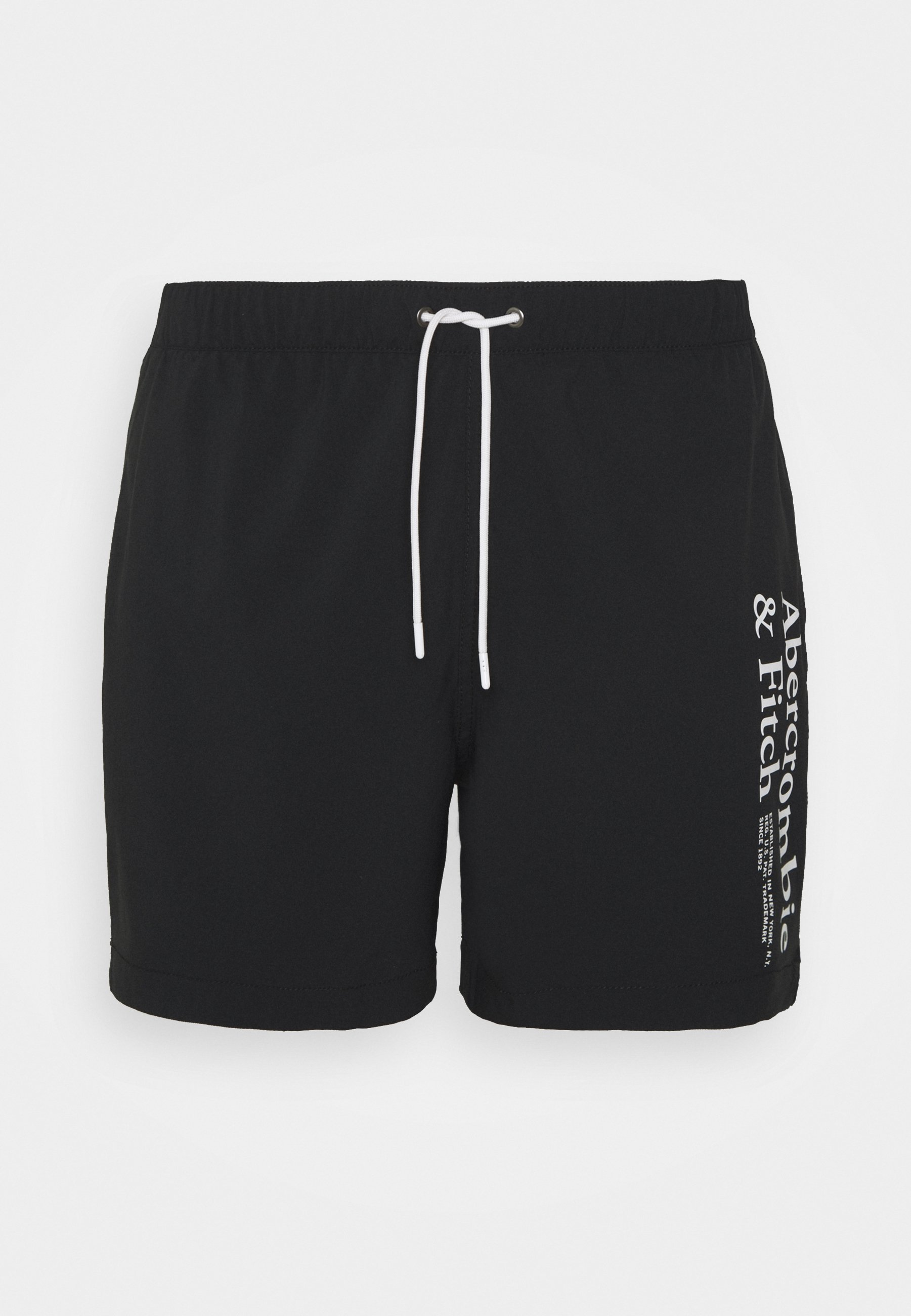 Men INCH BLACK LOGO - Swimming shorts - black
