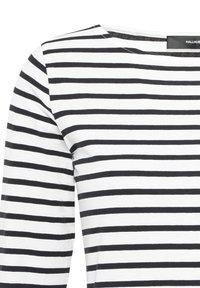 HALLHUBER - T-shirt à manches longues - dunkelblau - 4