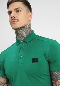 Antony Morato - SPORT PLAQUETTE - Polo shirt - verde - 4