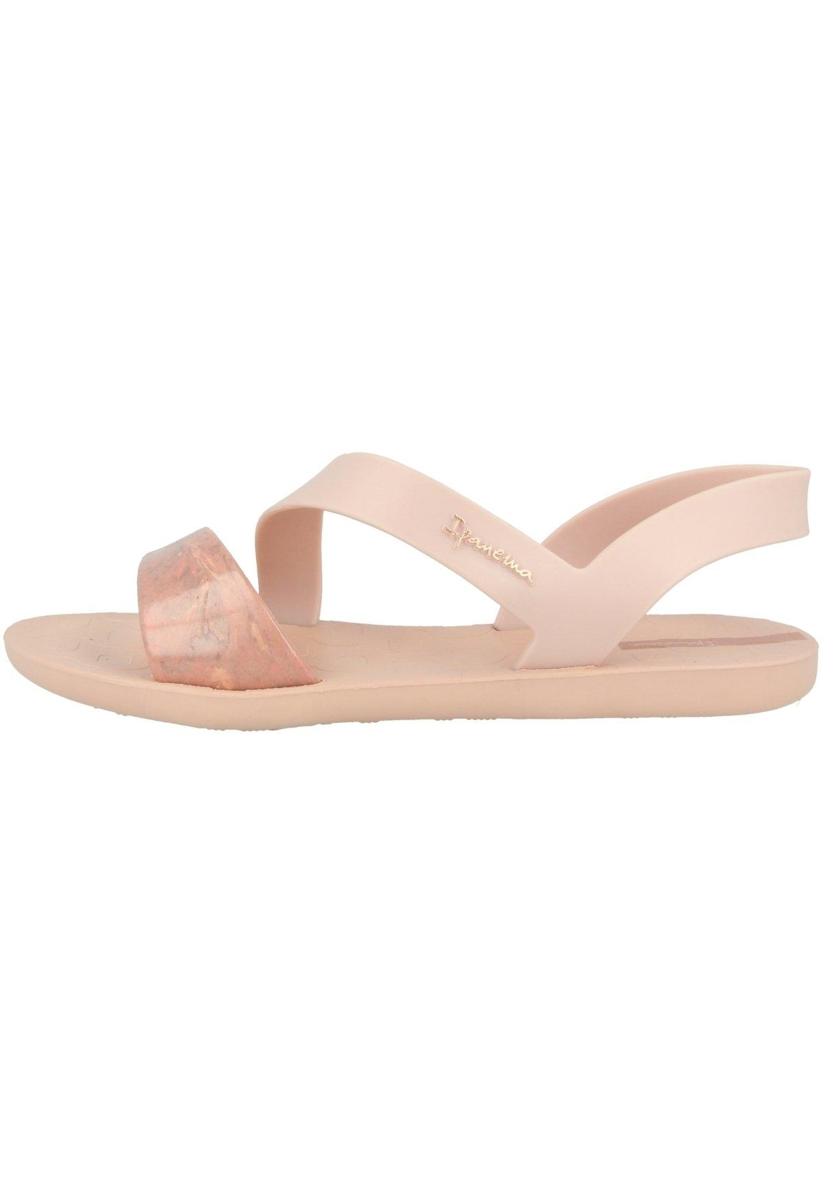 Damer Sandaler - pink-splash clear