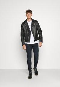 Levi's® - SKINNY TAPER - Jeans Skinny Fit - blue ridge adv - 1