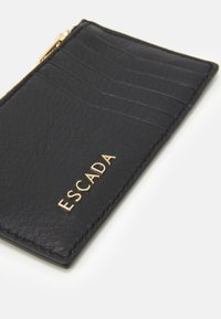 Escada Sport - CARD CASE - Lompakko - black - 3