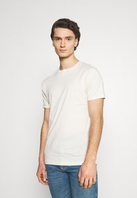 Tiger of Sweden Jeans - FLEEK - Basic T-shirt - birch bark - 0