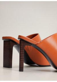 Mango - TON - High heeled sandals - orange - 6