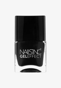 Nails Inc - GEL - Nail polish - black taxi - 0