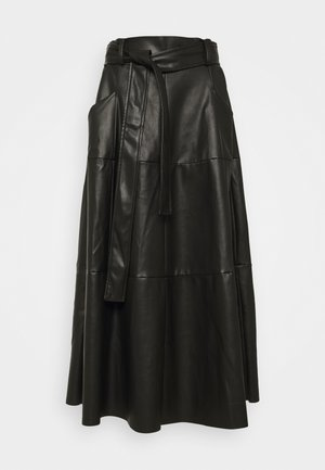 PELOPONESE JUPE - A-line skirt - black