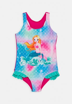 UV-SCHUTZ MEERJUNGFRAU - Swimsuit - pink