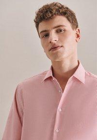 Seidensticker - Formal shirt - rot - 3