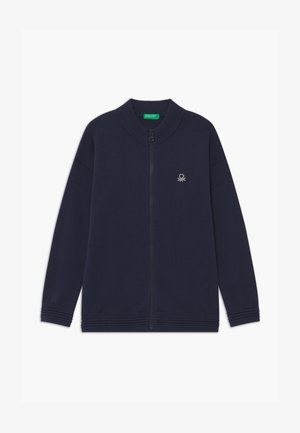 BASIC BOY - Strikjakke /Cardigans - dark blue