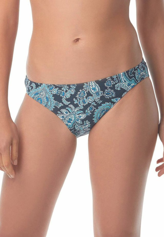 SWEETHEART PAISLEY CLASSIC - Bikini pezzo sotto - aqua
