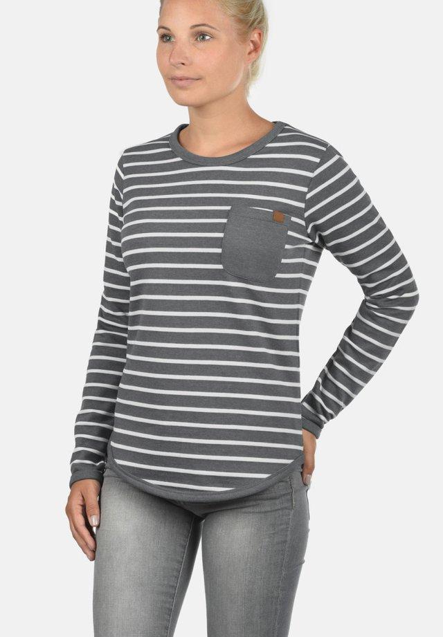 CHRISTIN - Sweater - dark grey