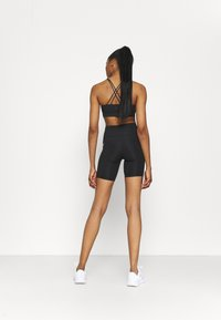Nike Performance - FAST  - Tights - black/reflective silver - 2