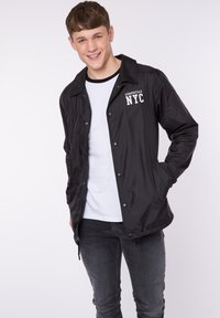AÉROPOSTALE - Light jacket - black - 0