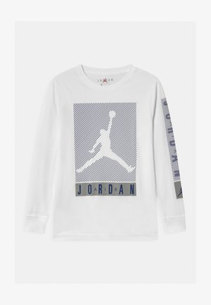 JUMPMAN BLINDS - Longsleeve - white