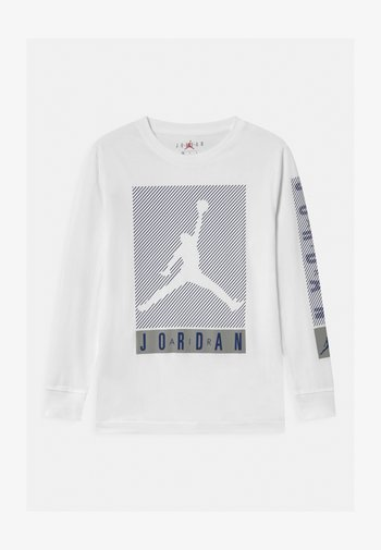 JUMPMAN BLINDS - Long sleeved top - white