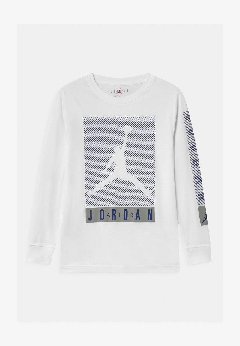 Jordan - JUMPMAN BLINDS - Long sleeved top - white