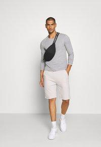 AllSaints - RAVEN  - Tracksuit bottoms - bleach grey - 1