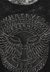 Key Largo - Print T-shirt - schwarz - 2