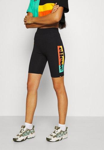 VALLEI - Shorts - black