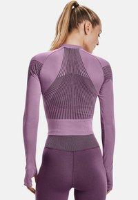 Under Armour - Sports shirt - polaris purple - 2