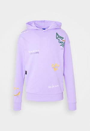 JORURBAN HOOD - Sweatshirt - lavender