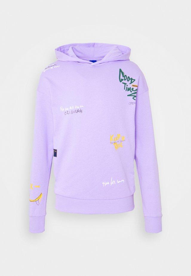 JORURBAN HOOD - Hoodie - lavender
