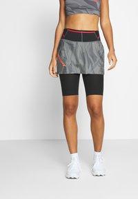 Dynafit - GLOCKNER ULTRA SKIRT - Sportovní sukně - quiet shade - 0