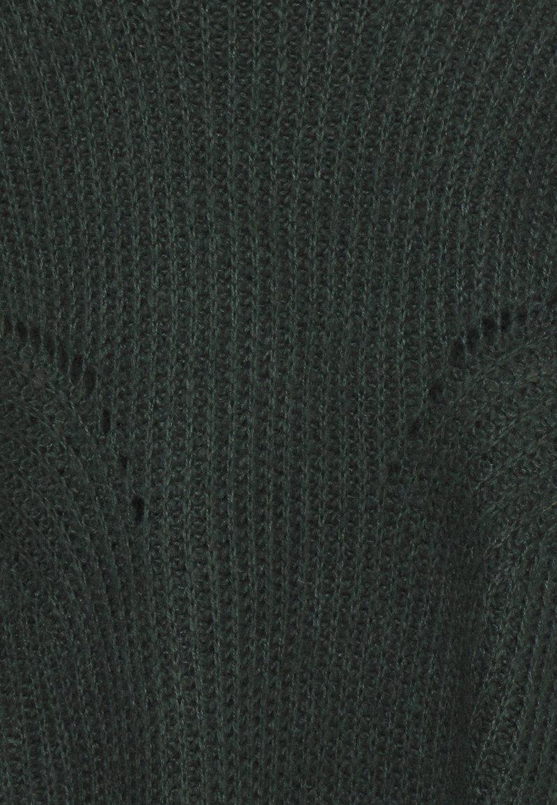 JDY Strickpullover - scarab/dunkelgrün WGtl5K