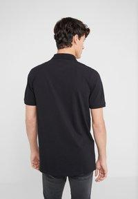 HUGO - DYLER - Polo shirt - black - 2