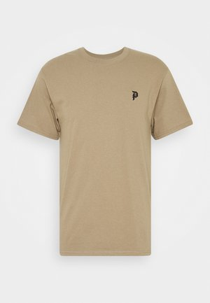 UNTAMED TEE - T-shirt med print - safari green