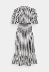 Stella Nova - Maxi šaty - black/white - 1