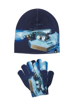 KAYA SET - Fingerhandschuh - blue