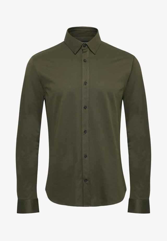 MATROSTOL - Camicia elegante - olive night
